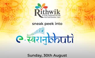 e-Swaranubhuti August 2020 Online Event