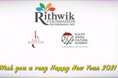 Kala Ramnath and Rujuta Soman Happy New Year 2021